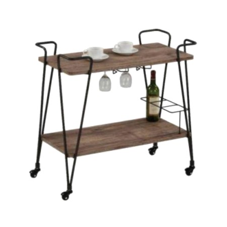 Cart Bar Pren A Metel - CR-12